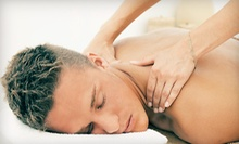 $39 for a One-Hour Deep Tissue or Swedish Massage (Up to $95 Value) at Clear Lake Massage Center