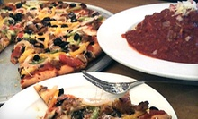 $12 for $20 at Pinocchio's Pizza