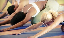 $12 for an 11:30 a.m. All Levels Yoga Class at Umang's Wellness Haven