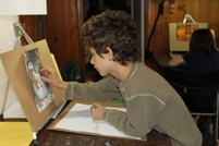 $11 for an Intro to Drawing Art Class at 4:00 p.m. at Pastimes for a Lifetime