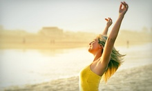 $54 for a Full Body Herbal Steam Detoxification & Purification at Affusions Therapeutic Body Spa