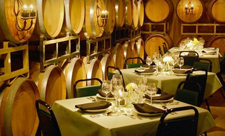 $12 for $20 Worth of Lunch at Lightcatcher Winery & Bistro