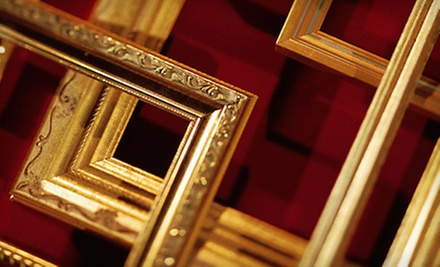 $49 for $200 Worth of Framing at Crystal Framing Gallery