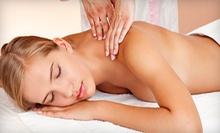 $40 for a Manicure &amp; Pedicure at Spa Beaubelle