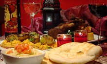 $10 for $20 at Divan Restaurant and Hookah Lounge