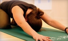 $12 for $18 at Capitol Hill Yoga