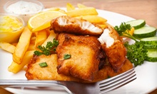 $15 for $30 at Shooters Waterfront Cafe USA