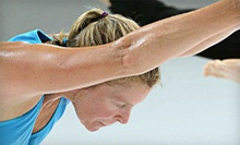 $8 for a 9:15 a.m. 90 Minute HotCore Yoga Class  at Yoga Passion