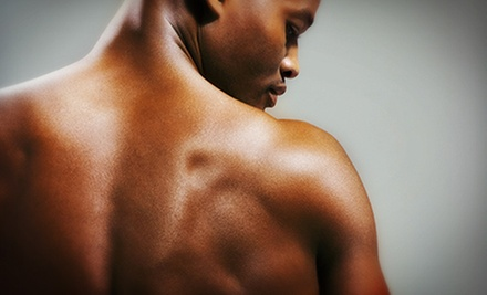 $15 for a Back Wax at G Salon and Spa