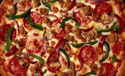 $12 for $20 at Angie's Restaurant and Pizzeria