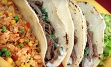 $6 for $10 at El Cuscatleco Restaurant