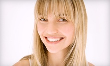 $49 for a Cut, Moroccon Oil Conditioning, and Style at Icon Hair Salon
