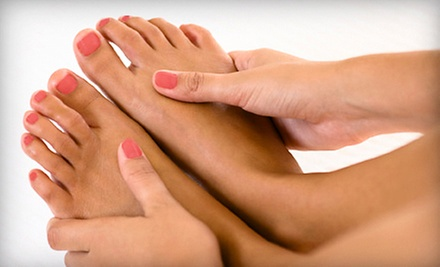 $30 for a Manicure &amp; Pedicure at LP House of Beauty