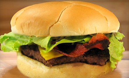 $10 for $15 at Buns Hamburgers Hot Dogs &amp; More
