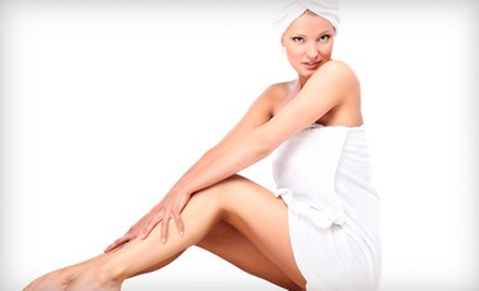 $32 for a Brazilian Wax at Capelli International Day Spa Salon