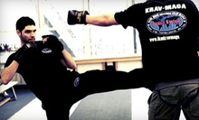 $9 for Intro Krav Maga Class on Thu. from 6:15PM-7:15PM at International Krav Maga New York