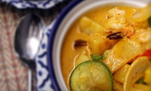 $20 for Thai Fare  at Bangkok City