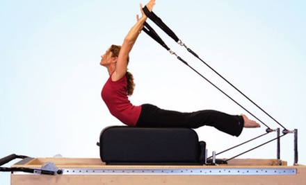 $15 for an 11 a.m. iPilates Orientation Class at Personalized Pilates