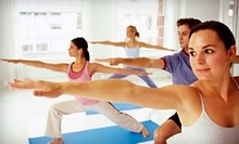 $5 for 9:30am Yoga Class at We Fit Gym
