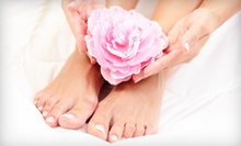 $23 for Pedicure and Afternoon Tea at Victoria's Tiny Tea Room