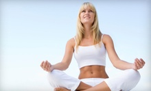 $8 for a 7p.m. Ashtanga Class at Mystic Water