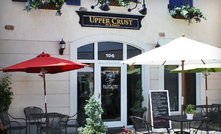 $5 for $10 Worth of Dinner Entrees at Upper Crust Pie and Bakery