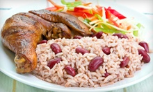 $7 for $12 at Jamaica Jerk