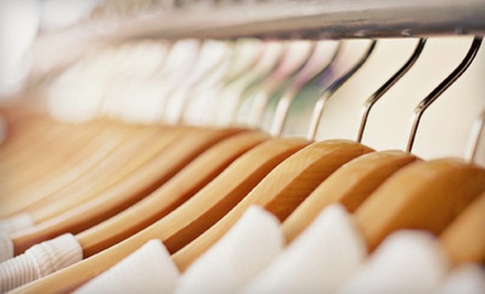 $15 for $30 Worth of Dry Cleaning at Prestige Green Touch Cleaners