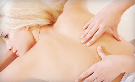 $36 for a 60-Minute Swedish Stone Massage at Coverall Holistically