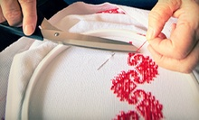 $20 for $40 Worth of Needlepoint Supplies  at The Needlepoint Clubhouse