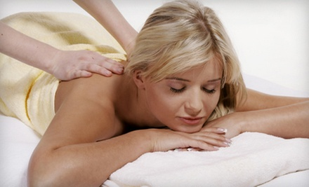 $48 for 60 Minute Massage at Brick Alley Studio of Massage and Bodywork