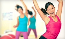 $5 for a Drop-In Zumba Class 6 p.m. at Zumba Fitness with Ivy