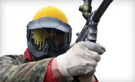 $59 for a Paintball Package for Four People at Killer Paintball