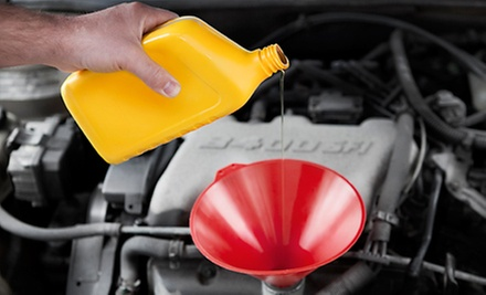 $19 for an Oil Change & 30-Point Inspection at Goodyear Car Care
