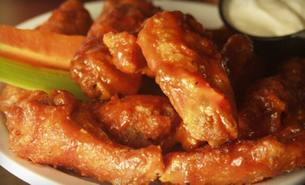 $19 for One Appetizer, Two Entrees, and Two Drinks at Pub 46