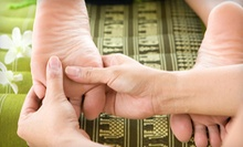 $65 for Reflexology & Shiatsu Service  at Reflexology and Shiatsu Service of Toronto