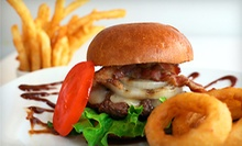 $6 for $10 at Burger Creations