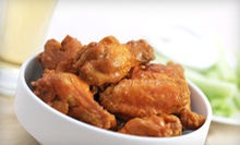 $8 for $15 at Buffalo Wings and Rings