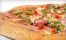 $8 for $12 at Broadway Pizza / Eagles Nest Lounge