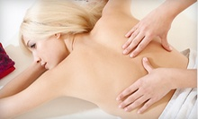 $30 for a One-Hour Massage  at Chiro-Med Health and Wellness Centers