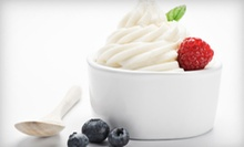 $3 for $5 at Seaside Yogurt