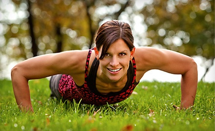 $5 for a 30-Minute Bootcamp Class at 8:25 a.m. at Fit Body Bootcamp CA