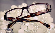 $49 for $150 Worth of Designer Frames and Glasses at Plainview Opticians
