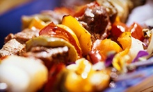 $12 for $25 Worth of Food and Drink at Flame Kabob - Orlando