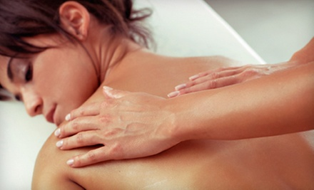 $50 for a Tension Tamer Massage at Massage by Mackenzie