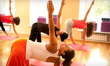 $10 for a 6:30 p.m. Drop-in Zumba Class at Body Language Fitness & Yoga Center