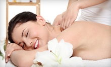 $55 for 1-Hour Deep Tissue or Swedish Massage, Champagne, Chocolate at Bliss n Care