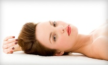 $55 for 30-Minute Massage and 30-Minute Facial at Montana Salon and  Day Spa