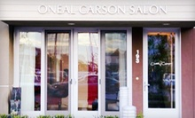 $32 for a Haircut and Blow Dry at Stylist Sebastian Cabrera