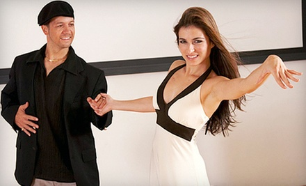 $12 for a 1:30 p.m. One-Hour Salsa Class for Two  at Mambo Con Cache